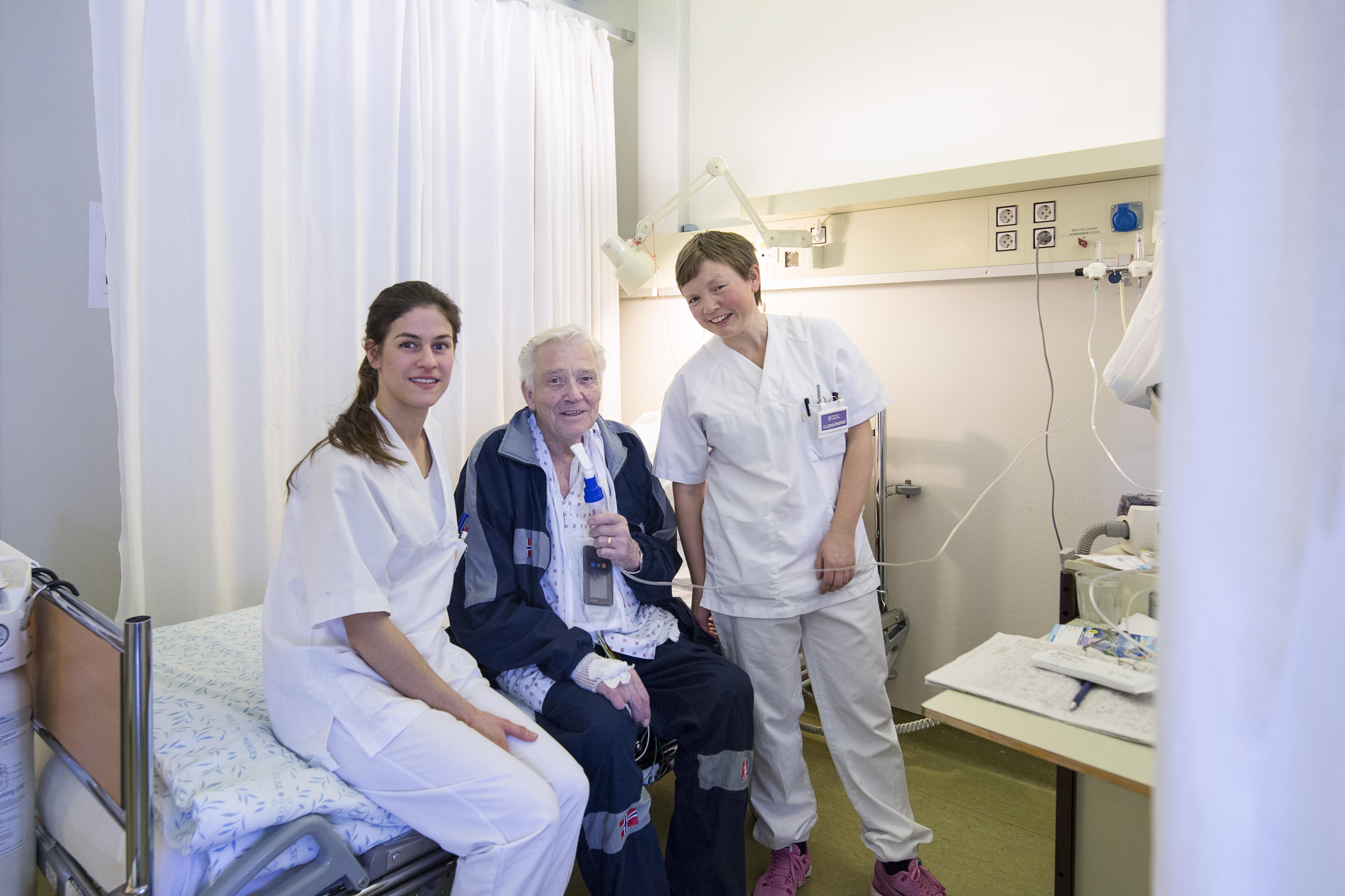 visittid haukeland sykehus