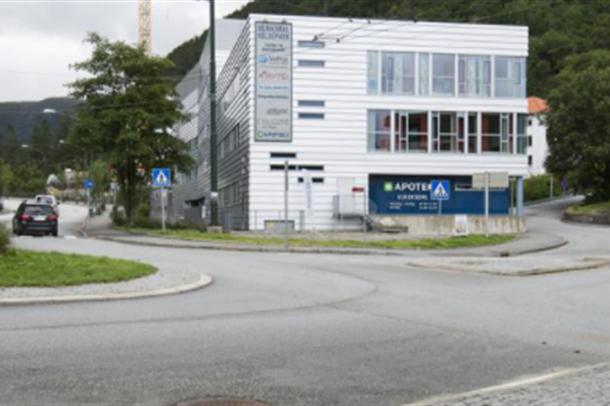 Blodprøvetaking i Ulriksdal Helsepark