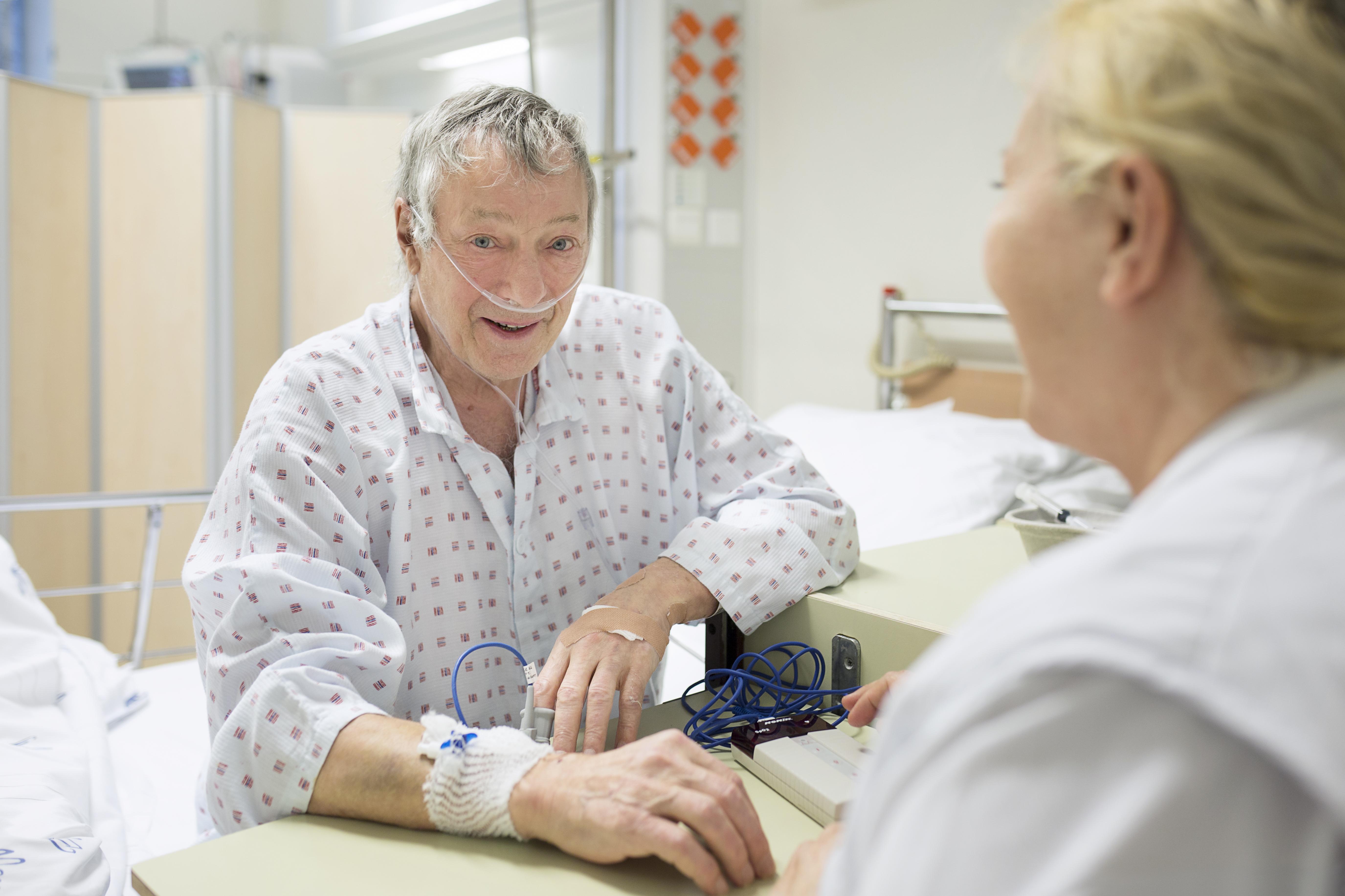 haukeland sykehus hjerteavdelingen