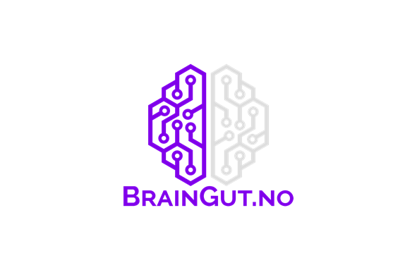 Brain-gut logo
