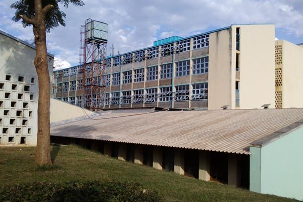 Kamuzu Central Hospital