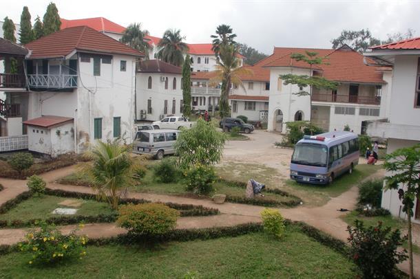 Mnazi Mmoja Hospital