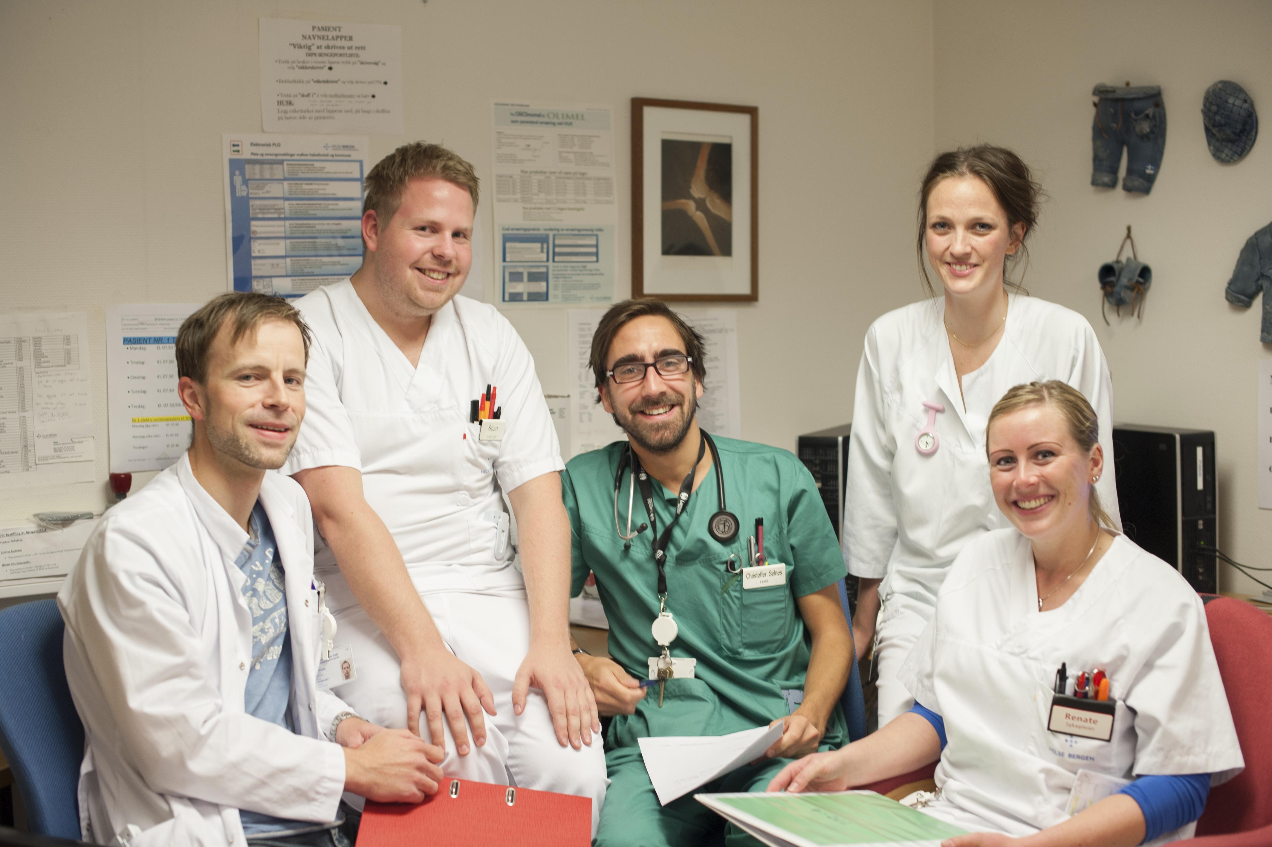 ortopedisk poliklinikk bergen